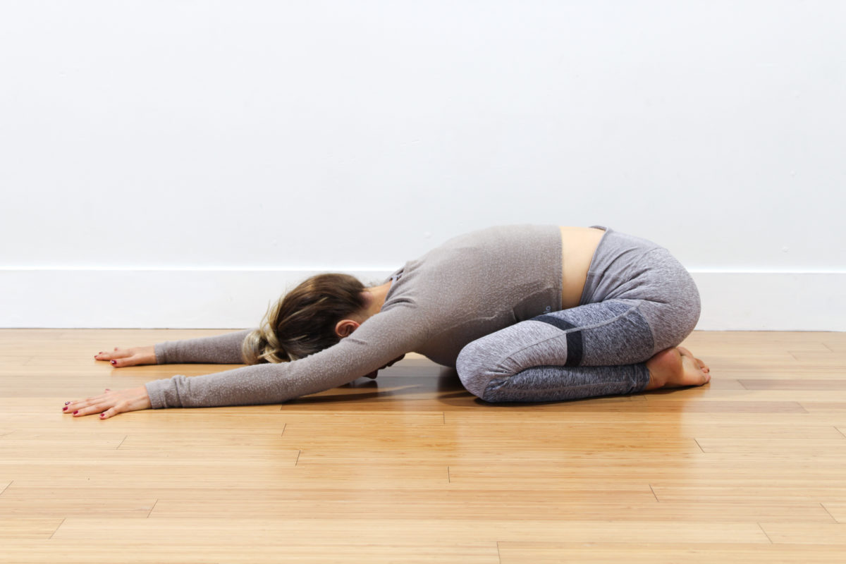 Yoga Collective - Child's Pose – Balasana