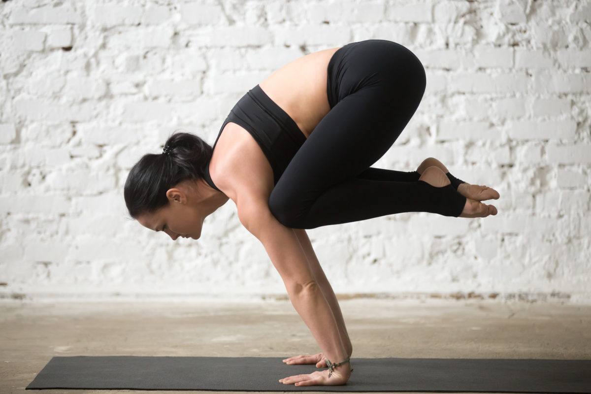 Yoga Collective - Crow Pose – Bakansana